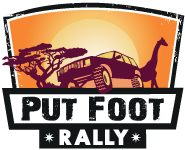 Put Foot Rally Logo