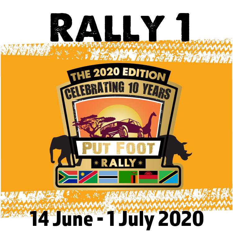 Rally 1: 14 June -1 July 2020